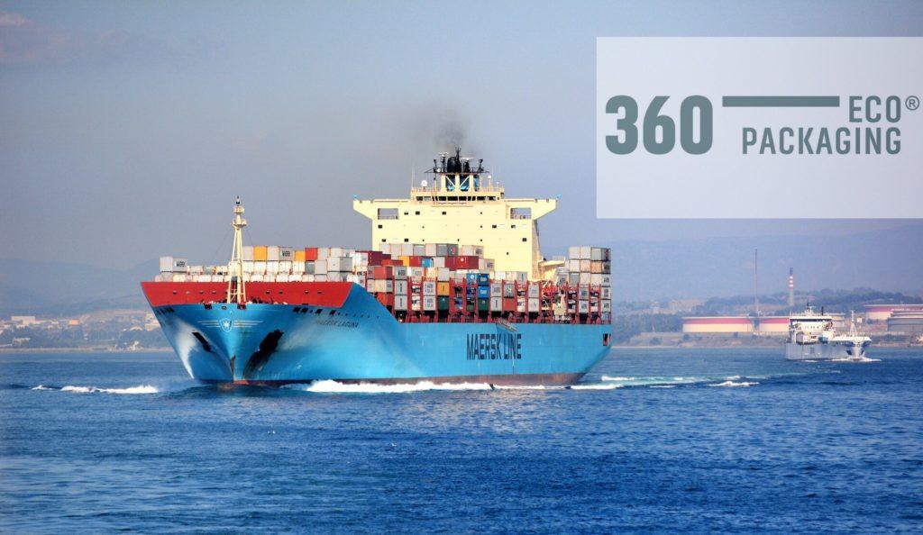 Packaging for maritime transport